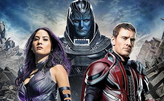 X-MEN: APOCALIPSE – Fox Film do Brasil divulga novo vídeo apresentando os quatro cavaleiros