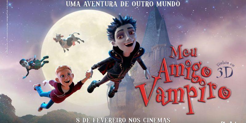 Meu Amigo Vampiro – Animação