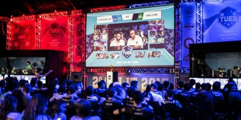 TUES Torneio Universitário de eSports